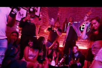 "A Boogie Wit Da Hoodie, Don Q & DJ Mustard Hit The Club For The ""Somebody"" Video"