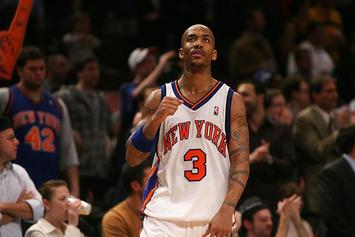 Stephon Marbury To Retire From Basketball, Wants Hall Of Fame Nod