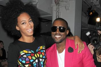 Kanye West & Solange Under Fire Stealing Songs: Report