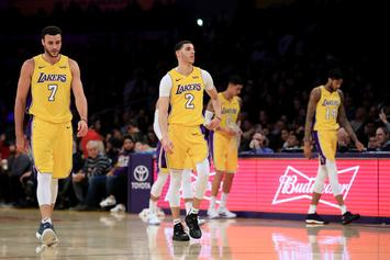 Los Angeles Lakers Reportedly Focusing On 2019 Free Agent Class