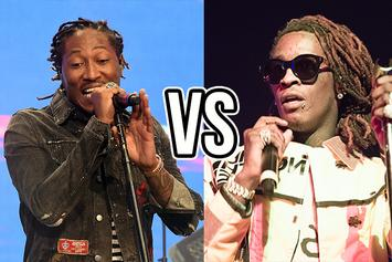 Young Thug Vs. Future: Who Had The Better Verse?