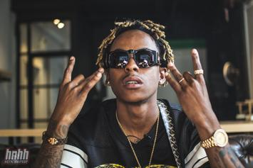 "Rich The Kid Makes Hot 100 Debut With ""New Freezer"" Feat. Kendrick Lamar"