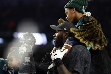 Eagles' Malcolm Jenkins Explains Why He Won't Visit White House
