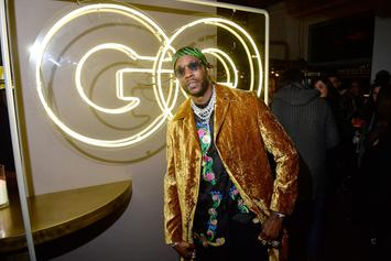 "2 Chainz Is Back To Playing Basketball, Sinking Shots To Make His ""Momma Proud"""