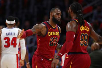 Cleveland Cavs Trade Jae Crowder In 3-Team Deal