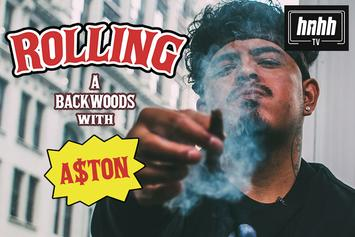 "A$ton Matthews Reveals His Daily Smoking Routine: ""Up To Ten Blunts"""
