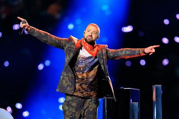 "Justin Timberlake Invites Super Bowl ""Selfie Kid"" To Boston Show"