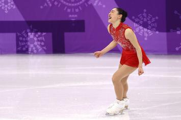 Mirai Nagasu Becomes First U.S. Woman To Land Triple Axel At Olympics