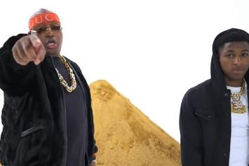 """E-40 Releases New Video For """"Straight Out The Dirt"""" Feat. NBA Youngboy & Yo Gotti"""