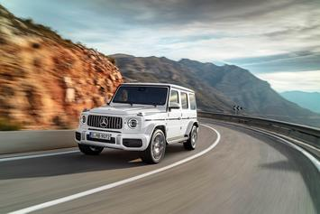 Mercedes-AMG Unveils Newest G63 Model
