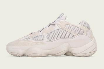 "Adidas Yeezy 500 ""Blush"": Store List For This Weekend's Release"