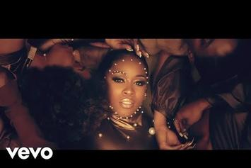 "Remy Ma Drops Off ""Melanin Magic"" Video With Chris Brown"