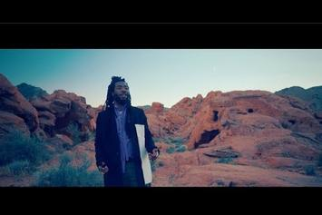 "DRAM Wanders Through The Desert In Diplo's ""Look Back"" Video"