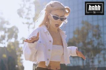 "Lil Debbie Is A Triple Threat In ""Goyard"" Visuals"