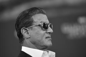 "Sylvester Stallone: ""So Great To Be Back From The Dead"""