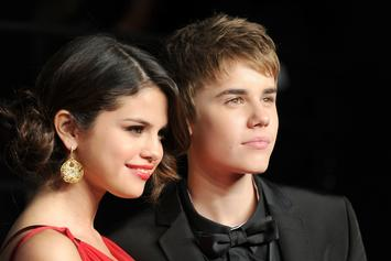 Justin Bieber & Selena Gomez Get Touchy At Jamaican Wedding