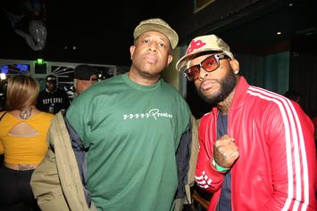 "Royce Da 5'9"" Recalls Battling Eminem & Pharrell Over The Phone"