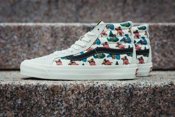 Vans x SpongeBob SquarePants Collection: New Images