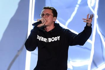 "Logic's ""Everybody"" Did Better First Week Numbers Than Katy Perry & Harry Styles"