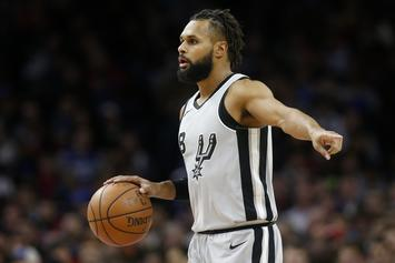 San Antonio Spurs' Patty Mills Target Of Racist Taunts