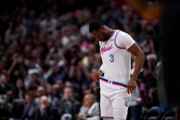 Dwyane Wade Hits Game-Winner, Pays Tribute To Parkland Victim