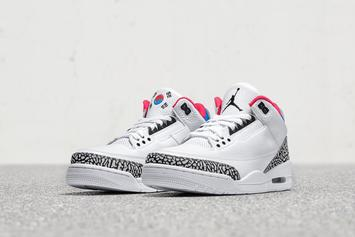 "Limited Edition ""Seoul"" Air Jordan 3 To Release In March"
