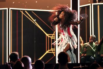 SZA Reflects On Grammy Awards Snub