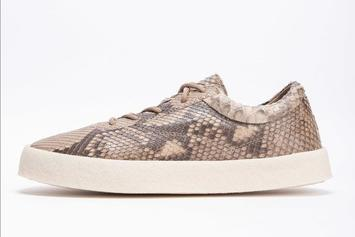 Python Yeezy Season 6 Crepe Sneaker Reportedly Retailing For $1400