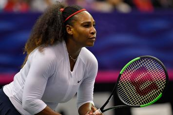 "Serena Williams Reveals She ""Almost Died"" After Giving Birth"