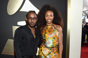 """Kendrick Lamar & SZA Sued For Allegedly Stealing Artist's Work In """"All The Stars"""" Video"""