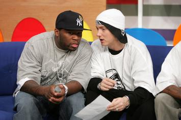 50 Cent Praises Eminem's New RIAA Record