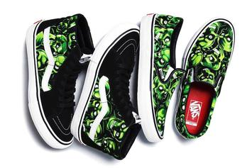 "Supreme x Vans ""Skull Pile"" Collection Drops Today: Purchase Links"