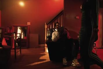"Gucci Mane & Hoodrich Pablo Juan Drip In Video For ""We Don't Luv Em Remix"""
