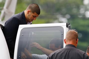Aaron Hernandez Handwritten Letter Up For Auction