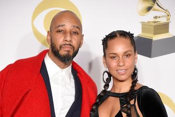 "Alicia Keys Wants Her And Swizz Beatz's Family To Be The ""New Jackson 5"""