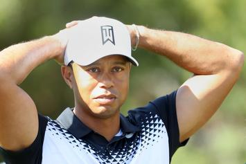 Tiger Woods Is Receiving Professional Help For Prescription Medication Issues
