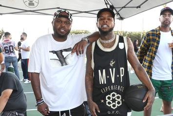 Watch Tory Lanez Play 1-On-1 Pickup Hoops