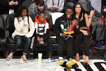 Kevin Hart Hangs With Comedy Greats At NBA All-Star Game: Vote On Your Favorite