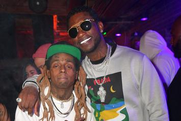 Gucci Mane and Lil Wayne Reunite In North Carolina