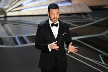 Jimmy Kimmel's Oscars Monologue Addresses Donald Trump, #MeToo, & More