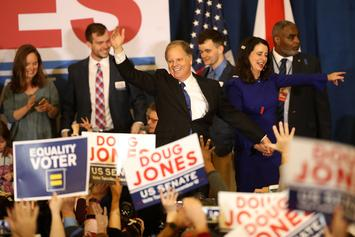 Hip Hop Reacts To Democrat Doug Jones Winning Alabama Senate