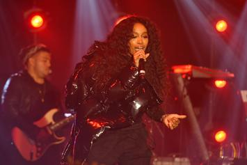 """Watch SZA Perform An Acoustic Version Of """"Go Gina"""" In The Woods"""