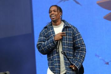 """Travis Scott Says """"Astroworld"""" & Quavo Collab Project Are Dropping """"Real Soon"""""""