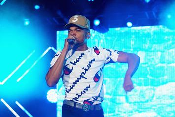 "Chance The Rapper Says His Tracks With Childish Gambino Are ""Amazing"""