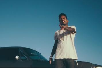 "Kid Ink Heads Down To Tijuana, Mexico For His New Video ""Tell Somebody"""