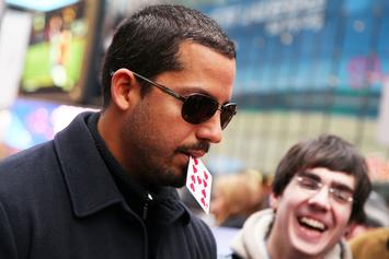 David Blaine Regurgitates Frogs For Drake, Dave Chappelle, & Stephen Curry