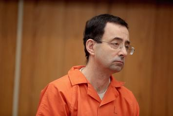 Jacob Moore Is The First Male To Accuse Larry Nassar Of Sexual Abuse