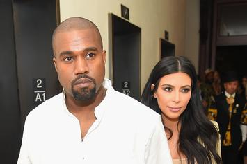 """Kim Kardashian Attends Kanye West's L.A. Concert With """"A Dozen Or So"""" Armed Guards"""