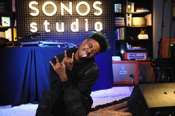 "Stream Danny Brown's ""Atrocity Exhibition"" Three Days Early"