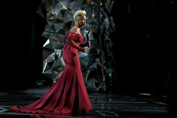"Mary J. Blige's Oscar Performance Of ""Mighty River"" Drives Streaming Traffic"